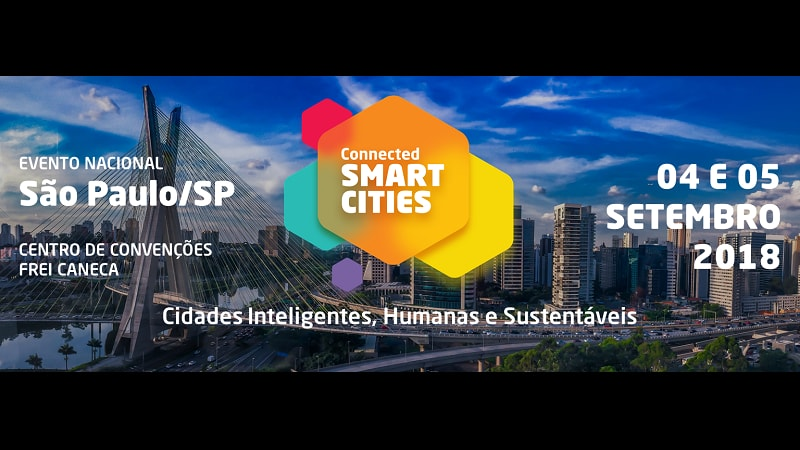 Connected Smart Cities – São Paulo