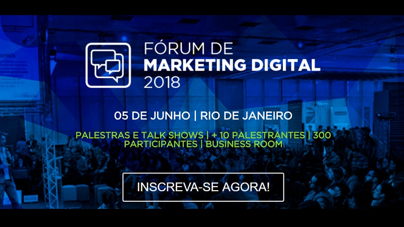 Fórum de Marketing Digital 2018