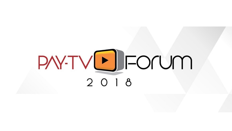 PAY-TV Fórum 2018