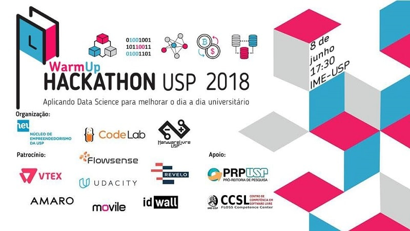 WarmUp do Hackathon USP 2018