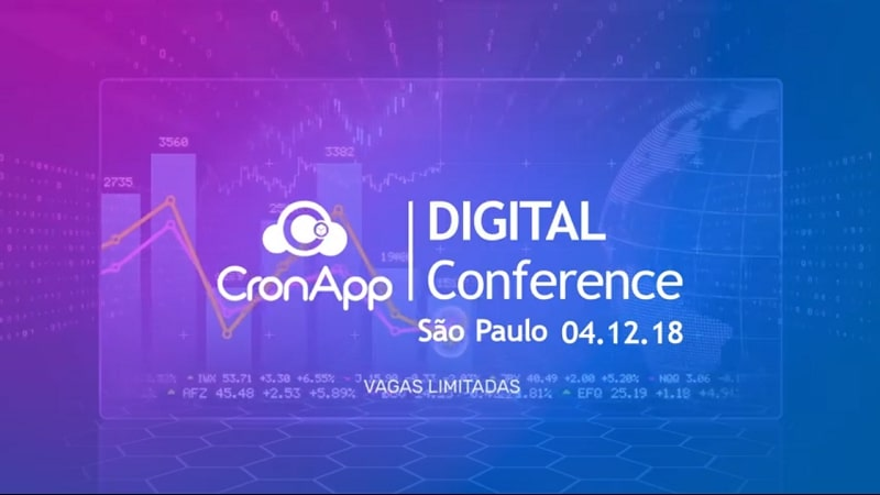 Cronapp Digital Conference