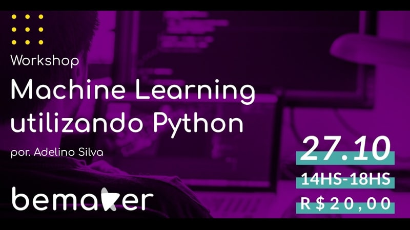 Workshop – Machine Learning utilizando Python