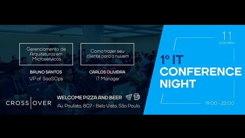 1º It Conference Night