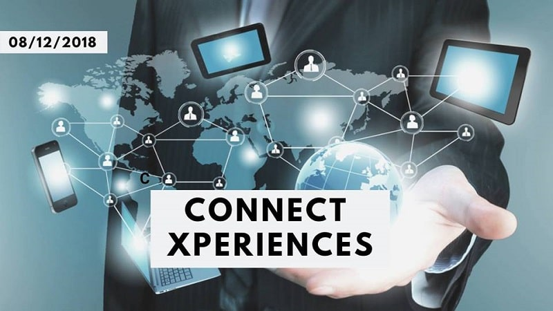 Connect Experiences – Venha para o mercado Digital